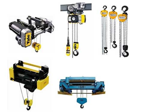 Hoist and Lifting Equipment